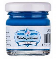 Pintura Tela 13 Azul - 30 ml