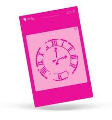 Amelie Stencil - 01023 Reloj