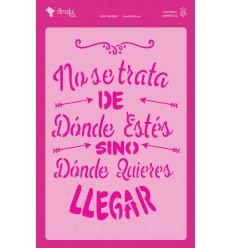 Amelie Stencil - 03059 No Se Trata De ...