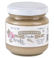 Amelie Chalk Paint 06 Pardo - 120 ml