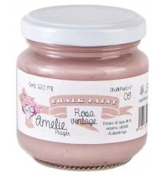 Amelie Chalk Paint 09 Rosa Vintage - 120 ml