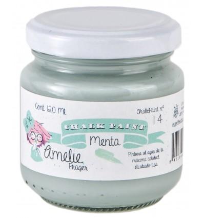 Amelie ChalkPaint 14 Menta 120 ml