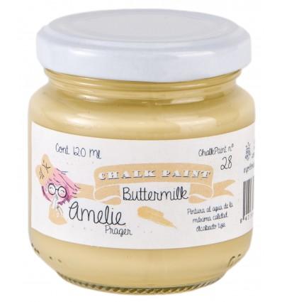 Amelie ChalkPaint 28 Buttermilk 120 ml