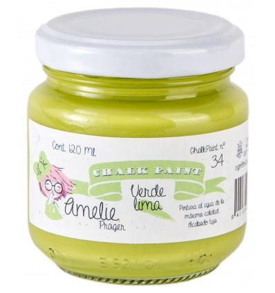 Amelie ChalkPaint 34 Verde Lima 120 ml