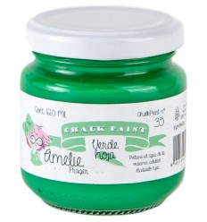 Amelie Chalk Paint 35 Verde Hoja - 120 ml