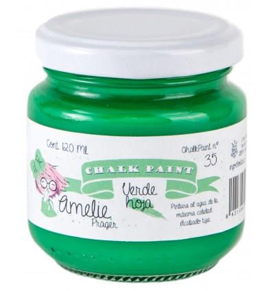 Amelie ChalkPaint 35 Verde Hoja 120 ml
