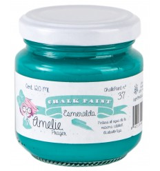 Amelie Chalk Paint 37 Esmeralda - 120 ml