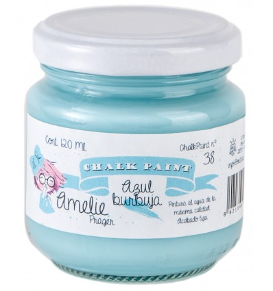 Amelie ChalkPaint 38 Azul Burbuja 120 ml
