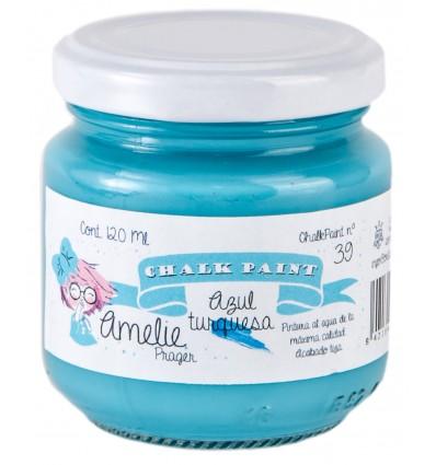 Amelie ChalkPaint 39 Azul Turquesa 120 ml