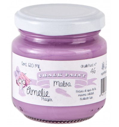Amelie ChalkPaint 46 Malva 120 ml