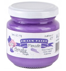Amelie Chalk Paint 47 Morado - 120 ml
