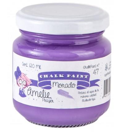 Amelie ChalkPaint 47 Morado 120 ml