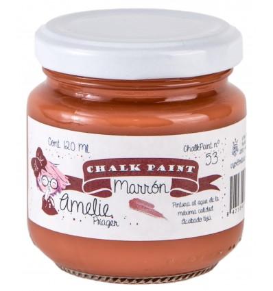 Amelie ChalkPaint 53 Marron 120 ml
