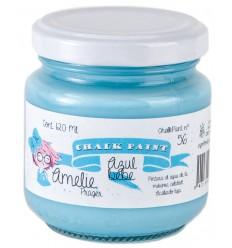 Amelie Chalk Paint 56 Azul bebe - 120 ml