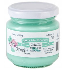 Amelie Chalk Paint 59 Cristal Marino 120 ml