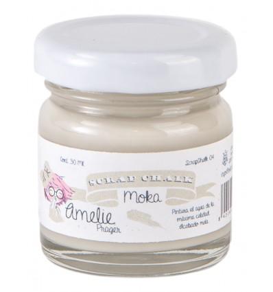 Amelie Scrap Chalk 04 Moka. 30 ml