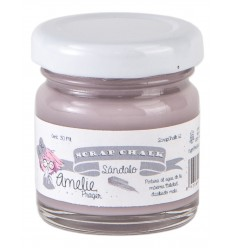 Amelie Scrap Chalk 12 Sándalo 30ml