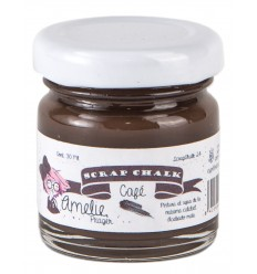 Amelie Scrap Chalk 24 Café - 30 ml