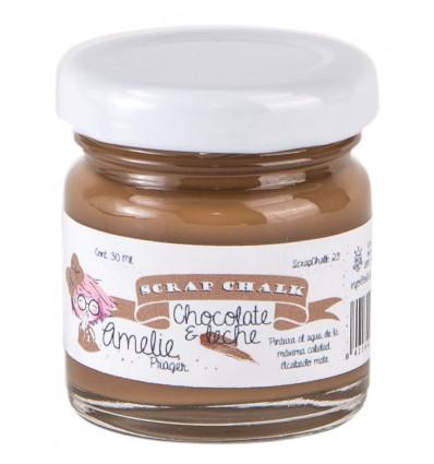 Amelie Scrap Chalk 29 Chocolate con Leche 30 ml