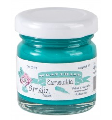 Amelie Scrap Chalk 37 Esmeralda - 30 ml