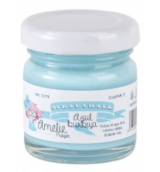Amelie Scrap Chalk 38 Azul Burbuja - 30 ml