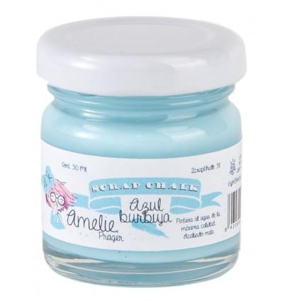 Amelie Scrap Chalk 38 Azul Burbuja 30 ml
