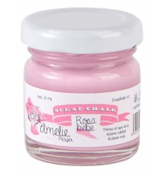 Amelie Scrap Chalk 43 Rosa Bebe - 30 ml
