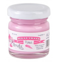 Amelie Scrap Chalk 44 Rosa 30 ml