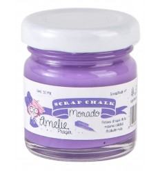 Amelie Scrap Chalk 47 Morado 30 ml