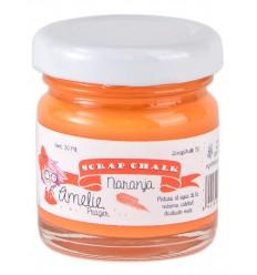 Amelie Scrap Chalk 50 Naranja - 30 ml
