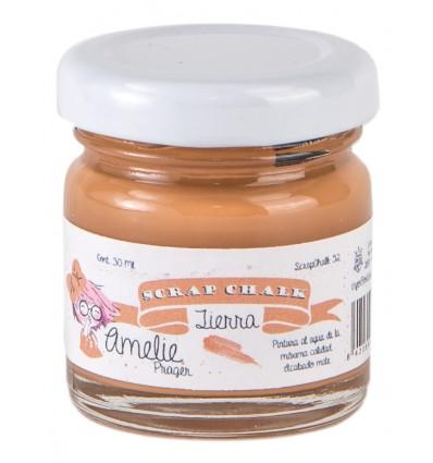 Amelie Scrap Chalk 52 Tierra30 ml