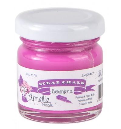 Amelie Scrap Chalk 57 Berenjena 30 ml
