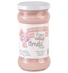 Amelie Chalk Paint 09 Rosa vintage - 280 ml