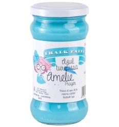 Amelie Chalk Paint 39 Azul turquesa - 280 ml