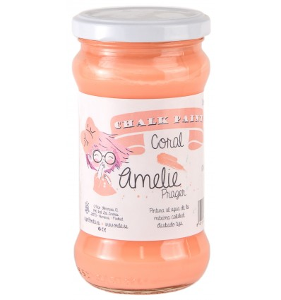 Amelie ChalkPaint_42 Coral_280ml