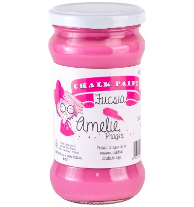 Amelie ChalkPaint_45 Fucsia_280ml