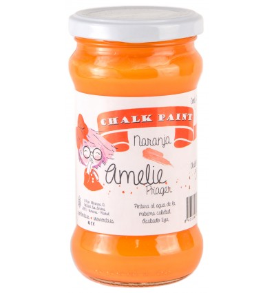 Amelie ChalkPaint_50 Naranja_280ml