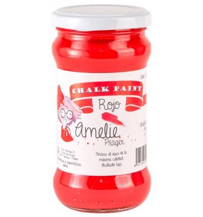 Amelie ChalkPaint_51 Rojo_280ml
