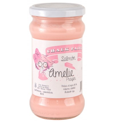 Amelie ChalkPaint_58 salmon_280ml