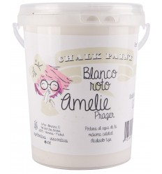 Amelie Chalk Paint 02 Blanco Roto - 1L