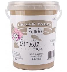 Amelie Chalk Paint 06 Pardo - 1L