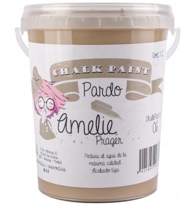Amelie ChalkPaint_06 Pardo_1L