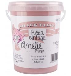 Amelie Chalk Paint 09 Rosa vintage - 1L