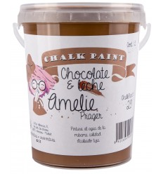 Amelie ChalkPaint_29 Chocolate con leche_1L