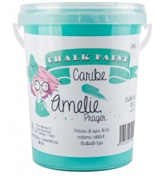 Amelie ChalkPaint 33 Caribe - 1L