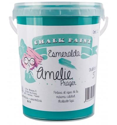 Amelie ChalkPaint_37 Esmeralda_1L