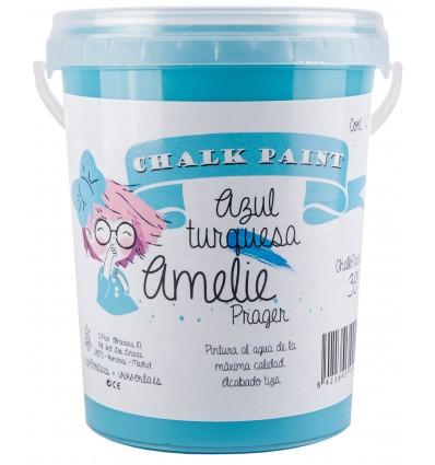 Amelie ChalkPaint_39 Azul turquesa_1L
