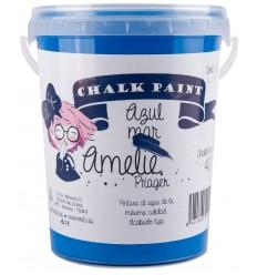 Amelie Chalk Paint 40 Azul mar - 1L