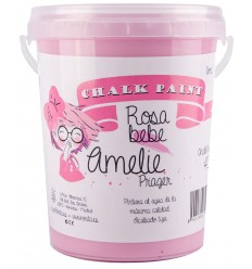 Amelie ChalkPaint_43 Rosa bebe_1L