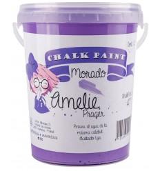 Amelie Chalk Paint 47 Morado - 1L